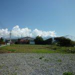 敷地から東側を撮影(2017年9月)(外観)