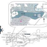 別荘地案内地図(地図)