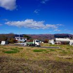 物件北方向、車山の眺望(2020年11月)