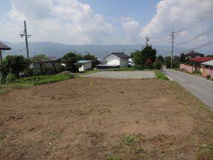 敷地東側から撮影(2017年8月)(外観)