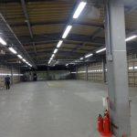 倉庫内部写真北西方向