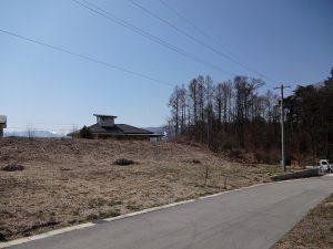 北東側近隣から撮影(2020年4月)