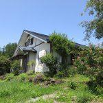 茅野市米沢 北大塩 八ケ岳を望む中古住宅