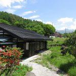 物件東方向に見える八ケ岳(2020年5月)