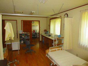 処置室と診察室