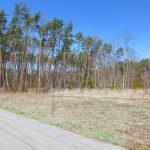 前面道路東側から撮影(2021年4月)