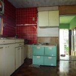 台所、2,017年5月撮影(キッチン)