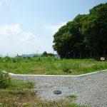 南東方向からの現地(2017年6月撮影)