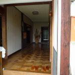 玄関から撮影(玄関)