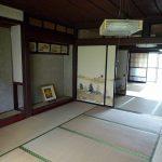 10帖和室と床の間