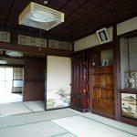 10帖の和室と床の間