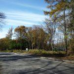 ズームライン東からの現地(2017年11月)