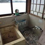 タイル張りのお風呂(風呂)