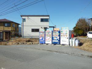 前面道路より撮影(2018年12月)