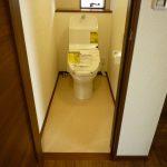 トイレ(2019年3月撮影)