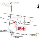周辺案内地図(地図)